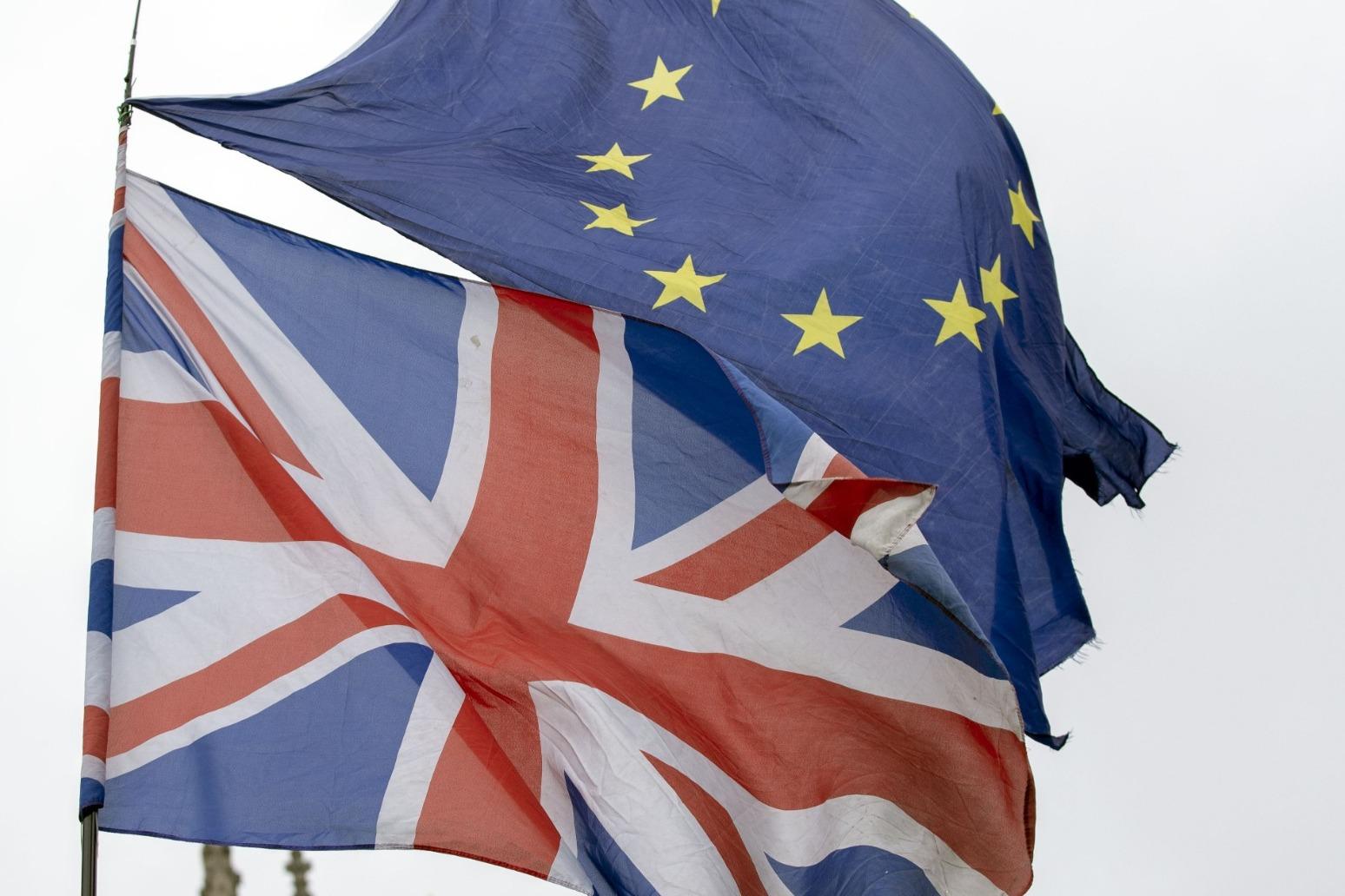 Barnier says Britain must respect EU sovereignty in trade talks