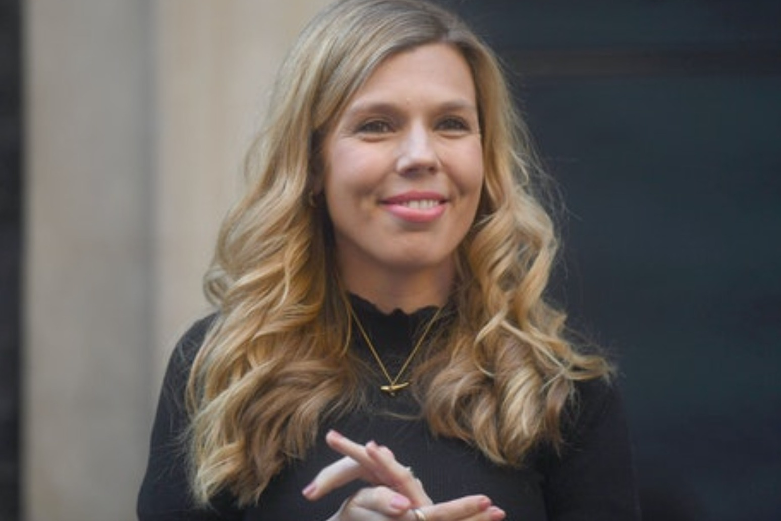 Carrie Symonds named Peta's 'person of the year'