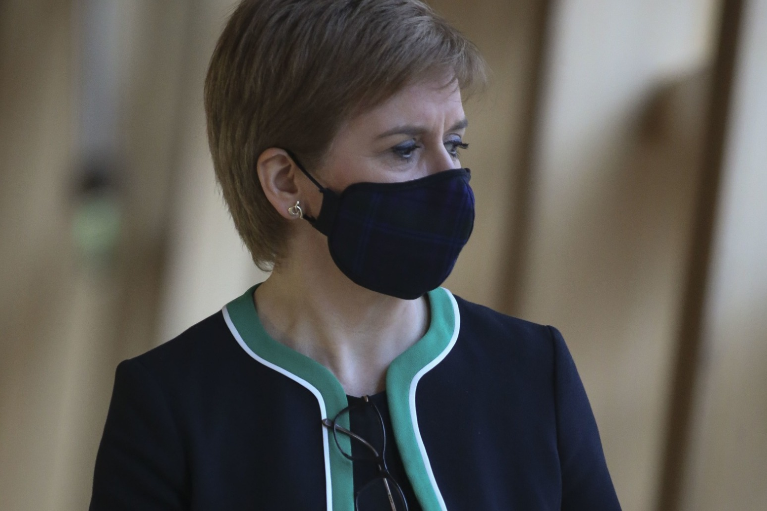 Police Scotland to double presence along England border