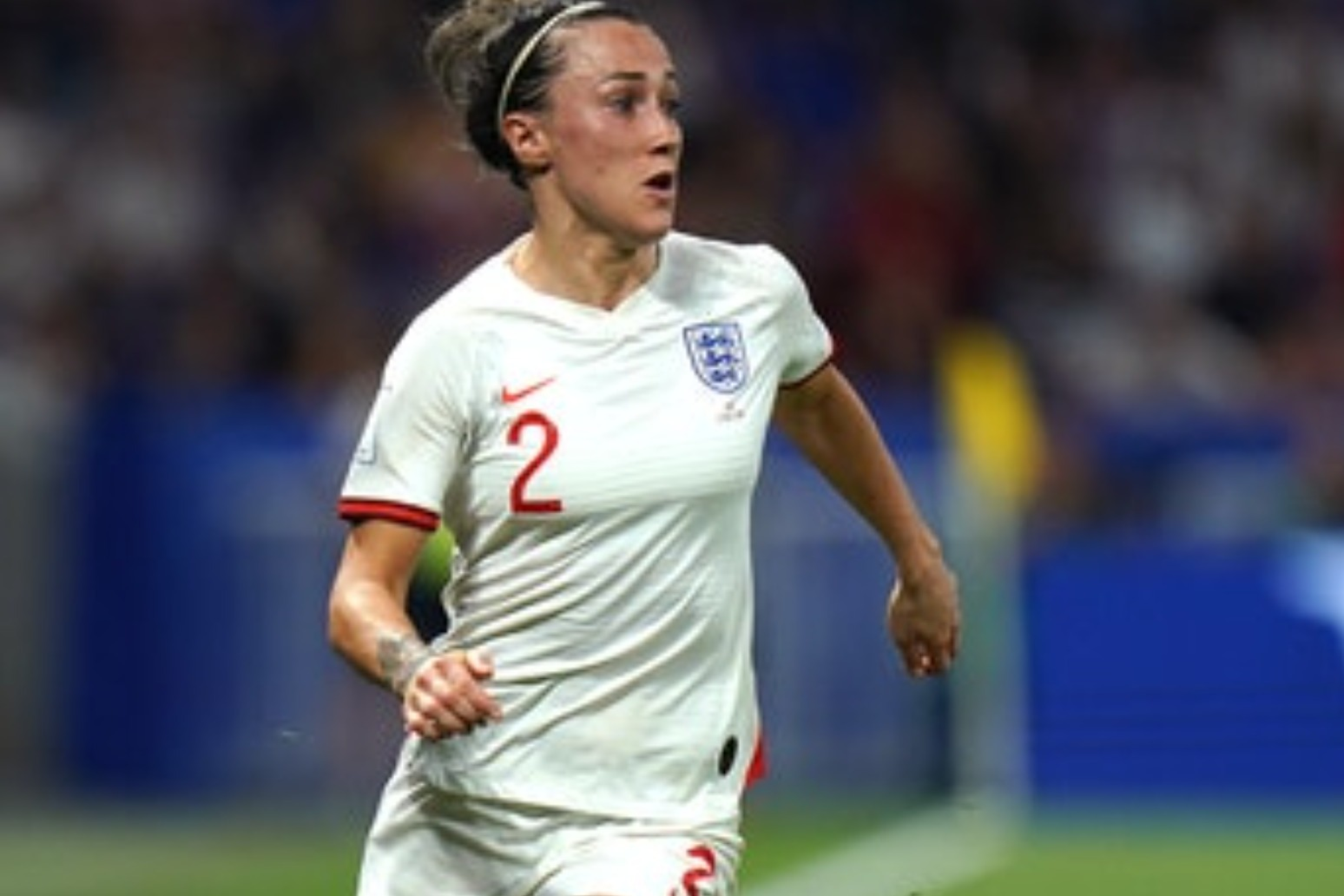 Lucy Bronze happy to be a role model for others after winning top FIFA award