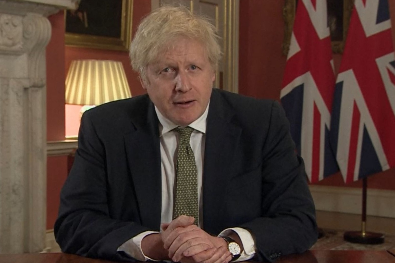 Key points from Boris Johnson's lockdown announcement