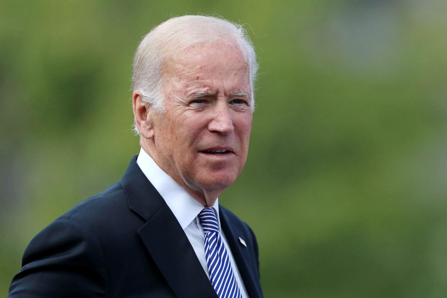 Joe Biden to the US America is rising anew thumbnail