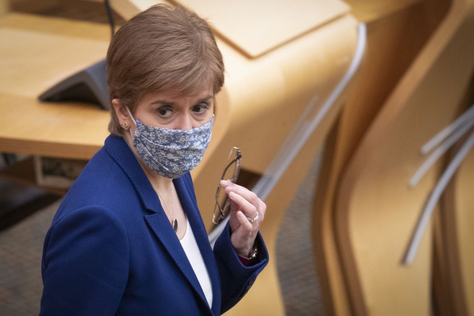 Prime Minister's visit to Scotland not essential – Sturgeon