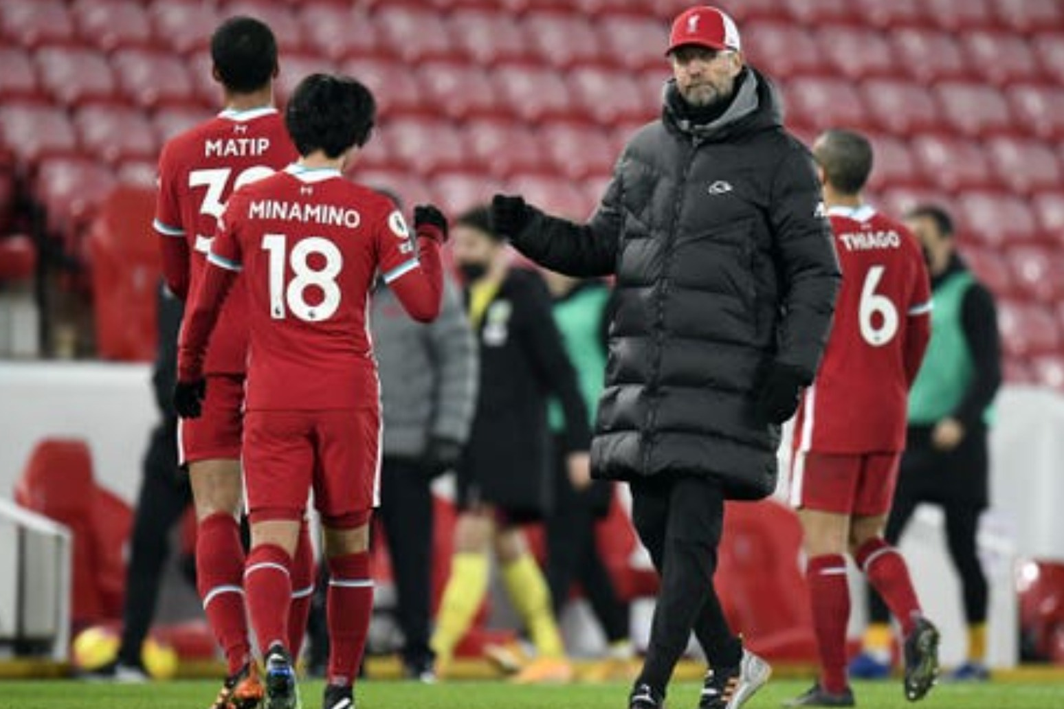 Jurgen Klopp admits Liverpool lack confidence after unbeaten home run is ended thumbnail