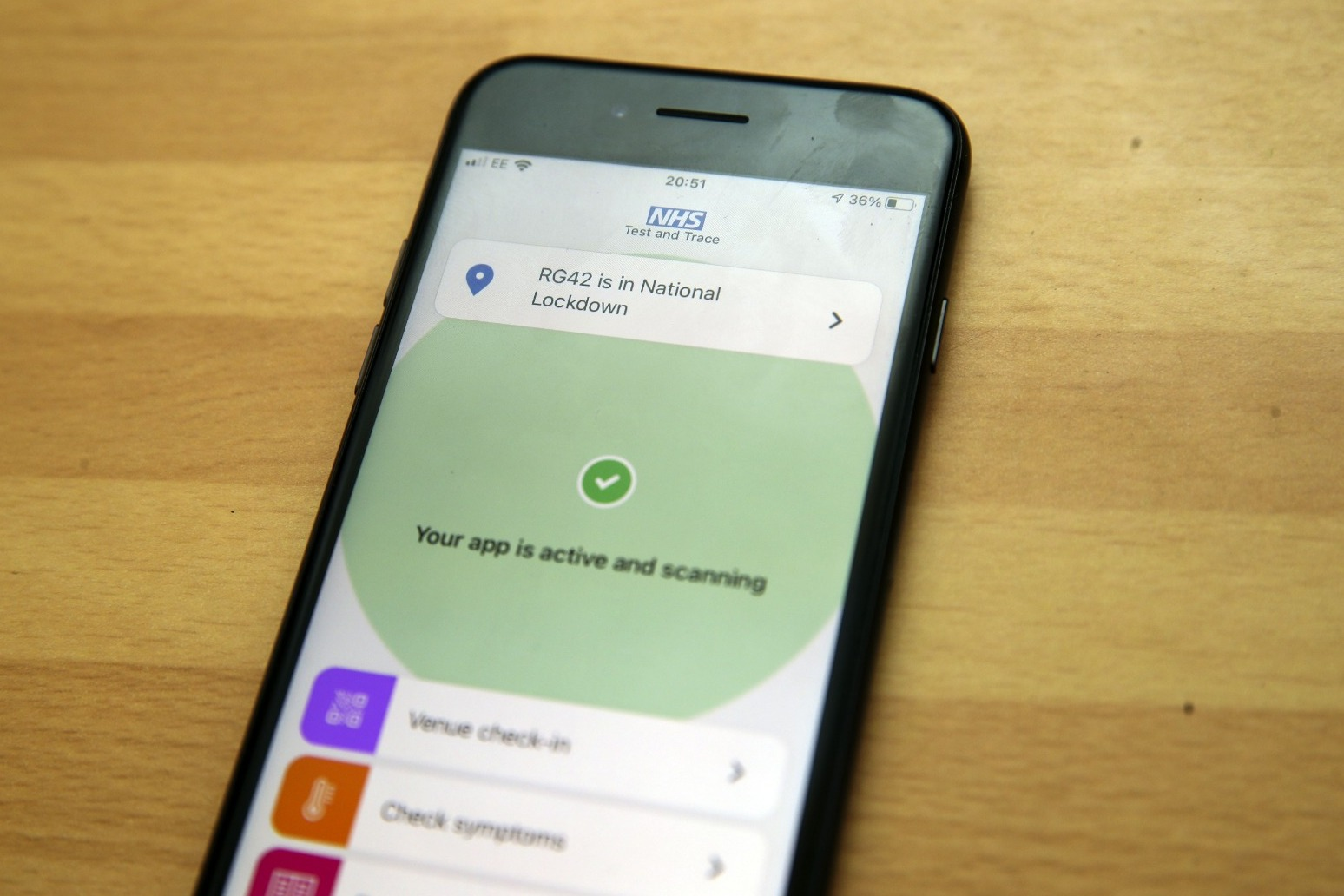 More than half a million Covid app alerts sent in latest week