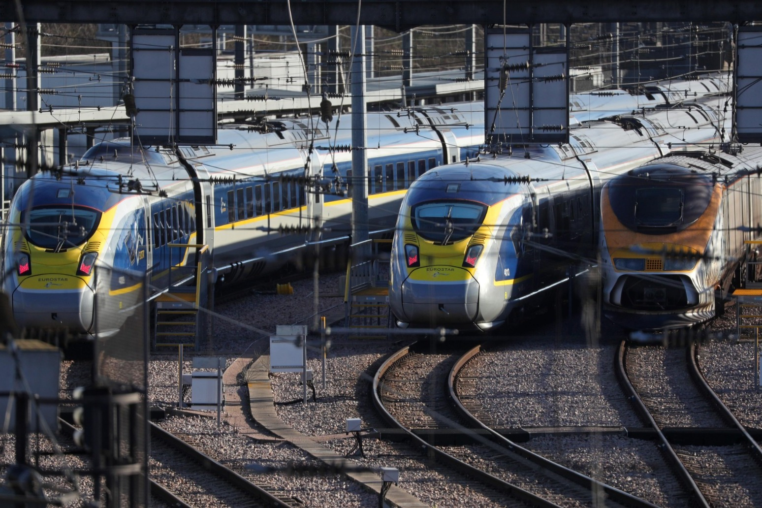 Eurostar secures £250m bailout after collapse in demand