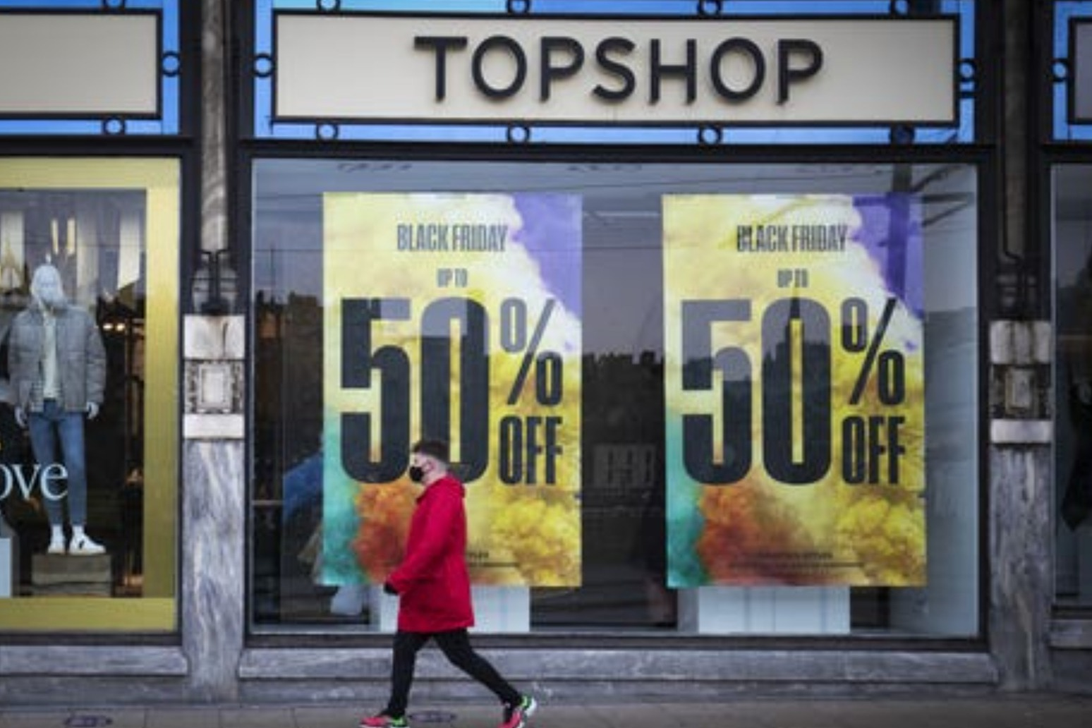 Asos buys Topshop and three other brands from Arcadia collapse