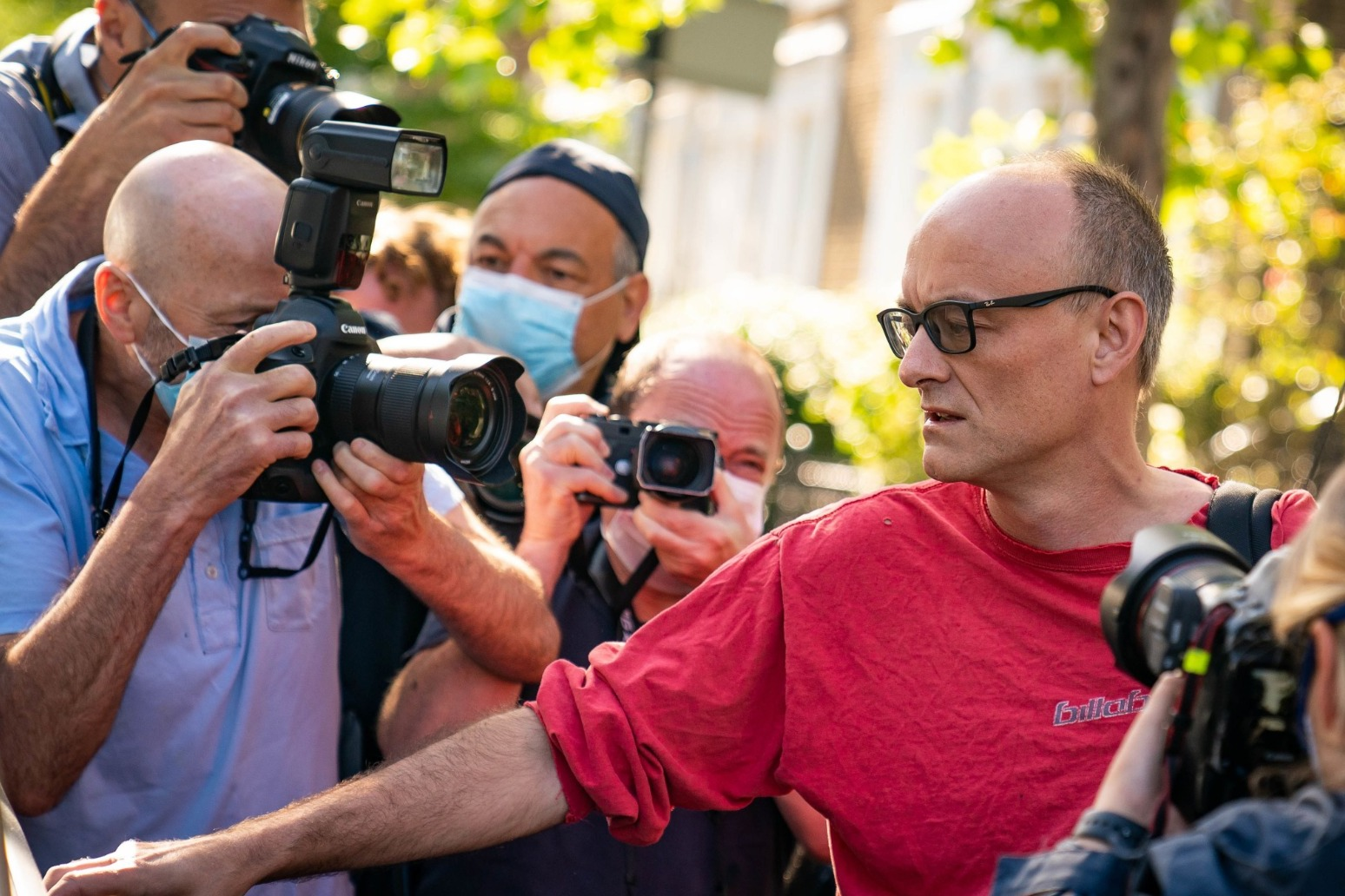 Johnson denies 'mad' attempt to block lockdown leak inquiry