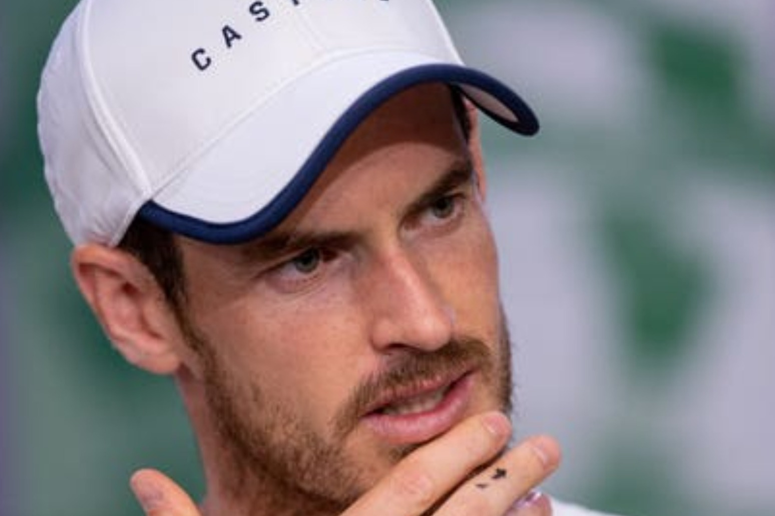 Andy Murray gives advice on how to stay tennis fit during lockdown