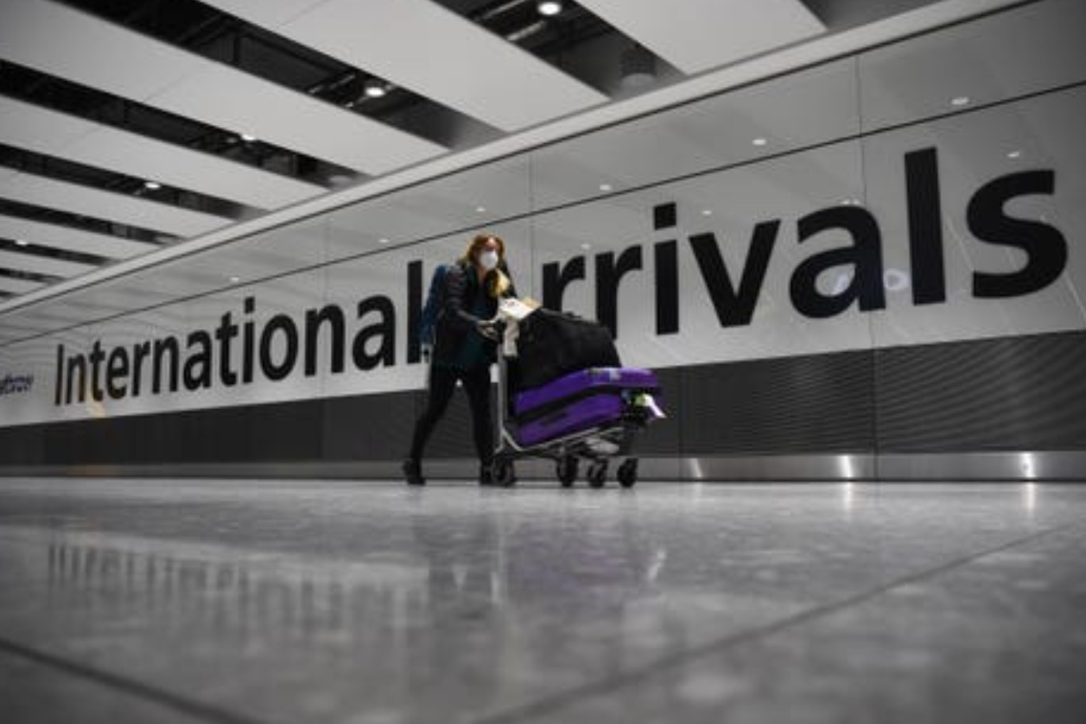 All travellers to the UK to take two Covid tests while they quarantine