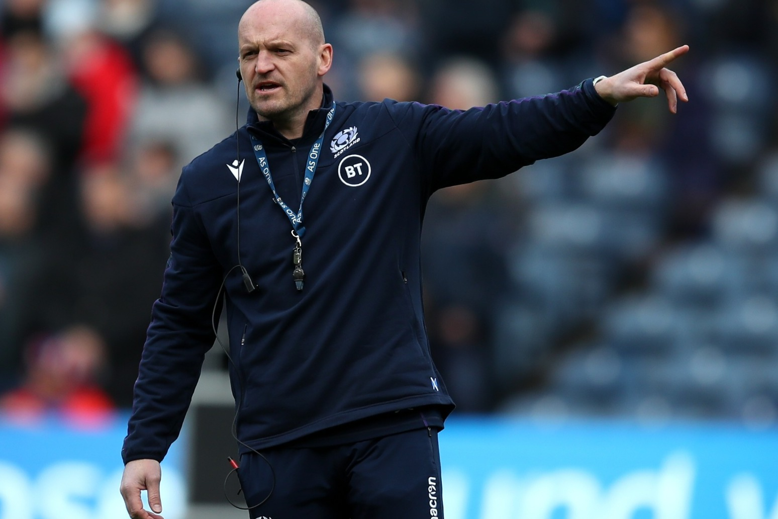 Gregor Townsend forced to make changes as Scotland trio ruled out of Wales clash