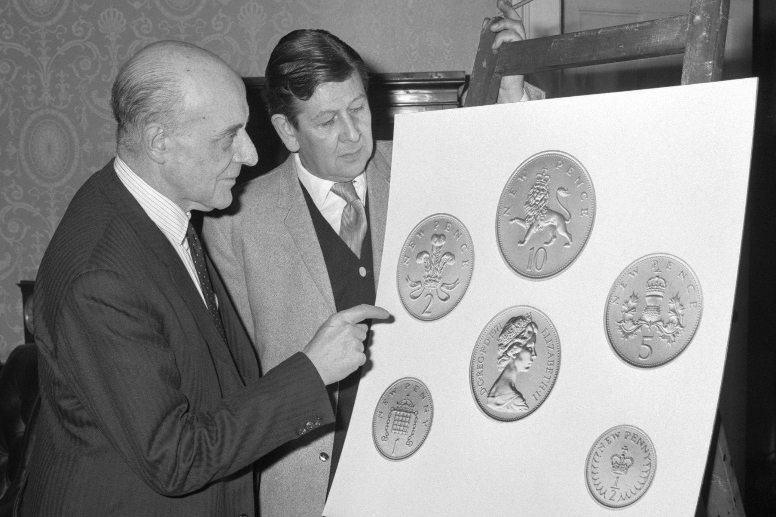 Royal Mint 'had a long and close relationship with the Duke of Edinburgh'