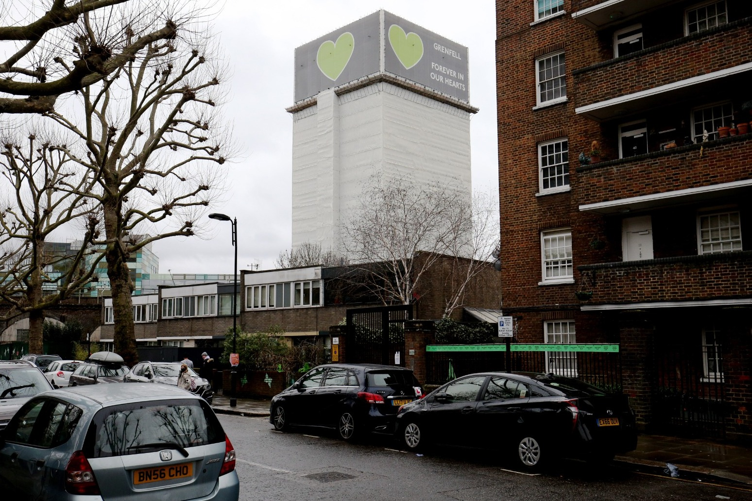 Grenfell group urges Government to remove combustible insulation from schools