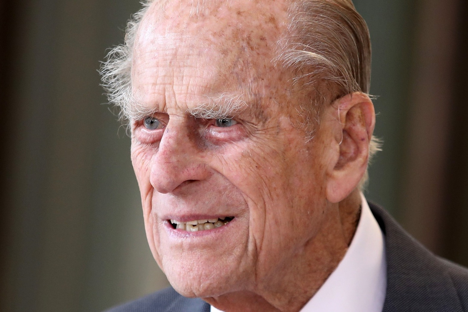 Duke of Edinburgh in 'good spirits' after being admitted to hospital