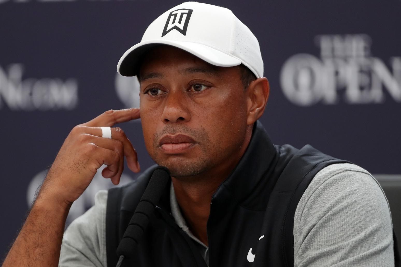 Tiger Woods suffers leg injuries in California car crash