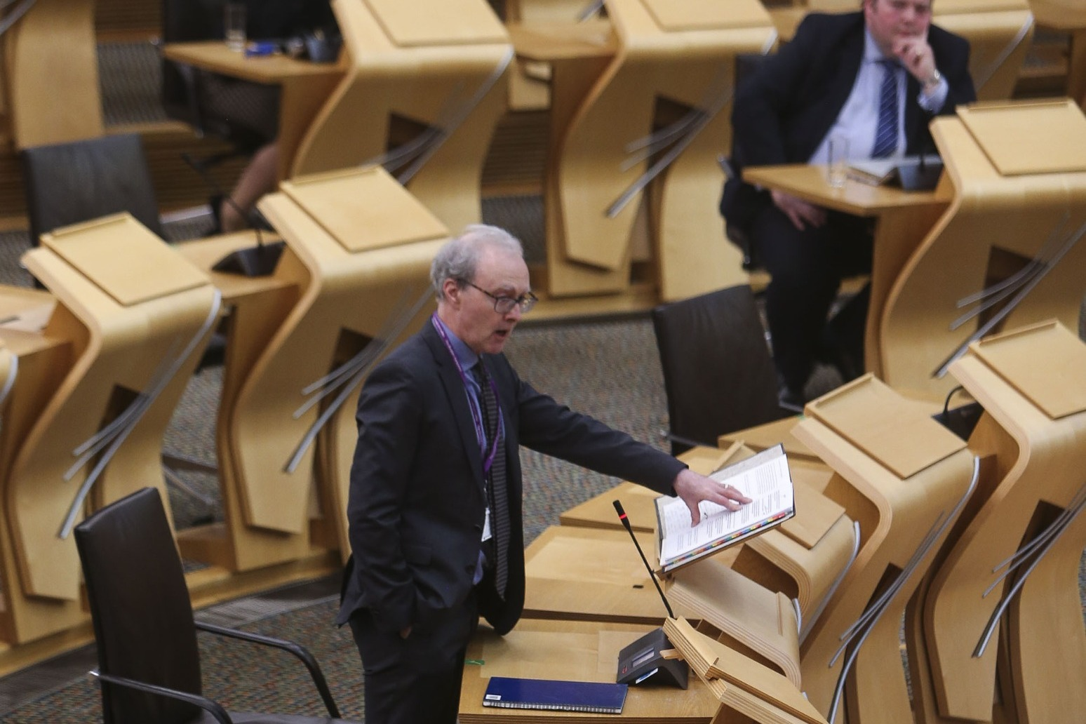 Salmond questions 'highly irregular' Crown Office intervention over evidence