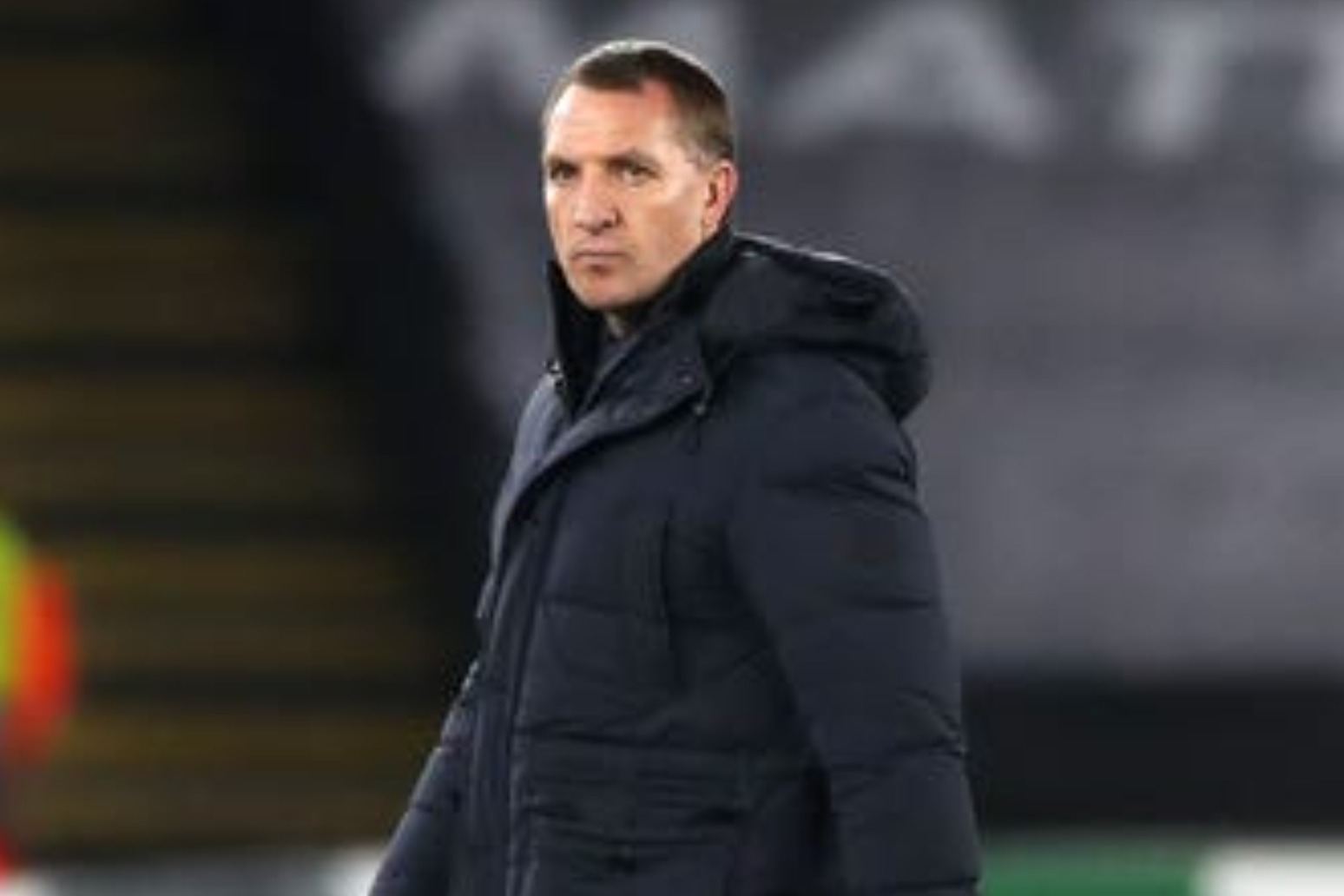 Brendan Rodgers takes responsibility for Leicester's Europa League exit