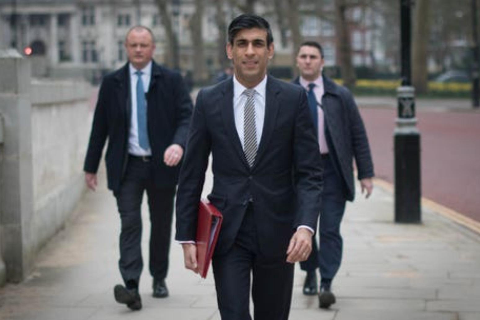 Chancellor to extend furlough scheme until September as he unveils Budget