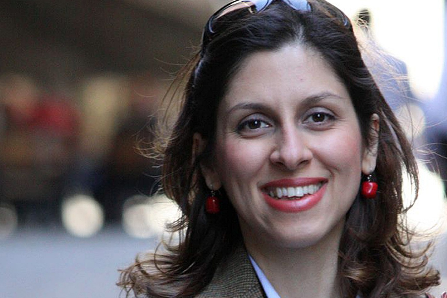 Nazanin Zaghari-Ratcliffe 'happy' but 'in middle of government game of chess'