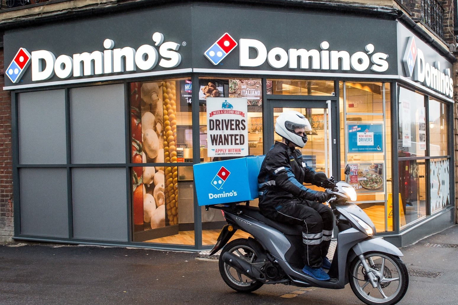 Domino's Pizza to expand drive-thru services after Covid
