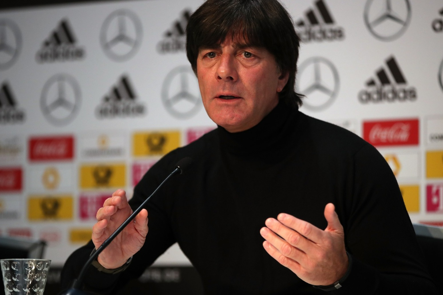 Joachim Low to step down as Germany boss after Euro 2020