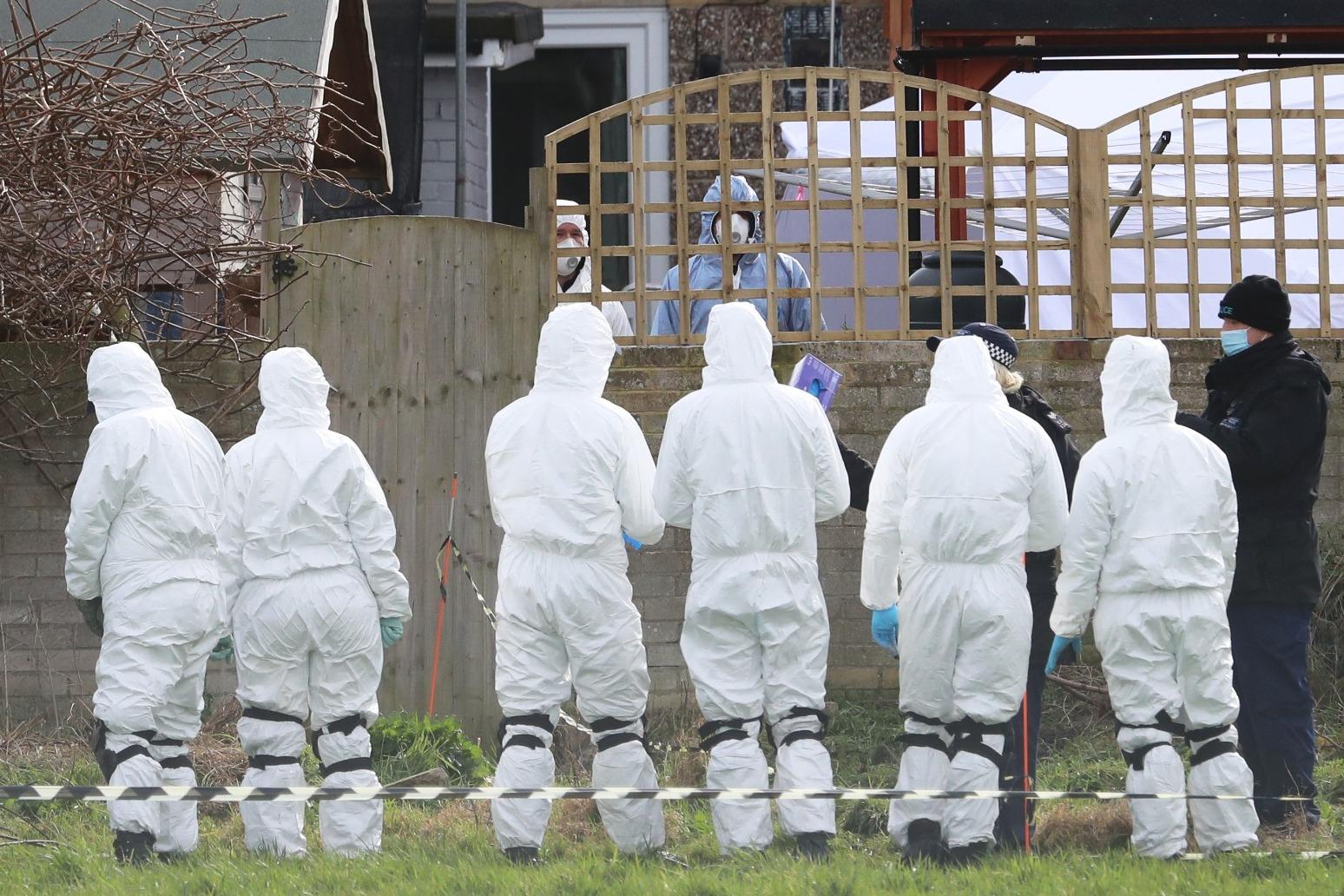 Body found in Kent woodland identified as Sarah Everard