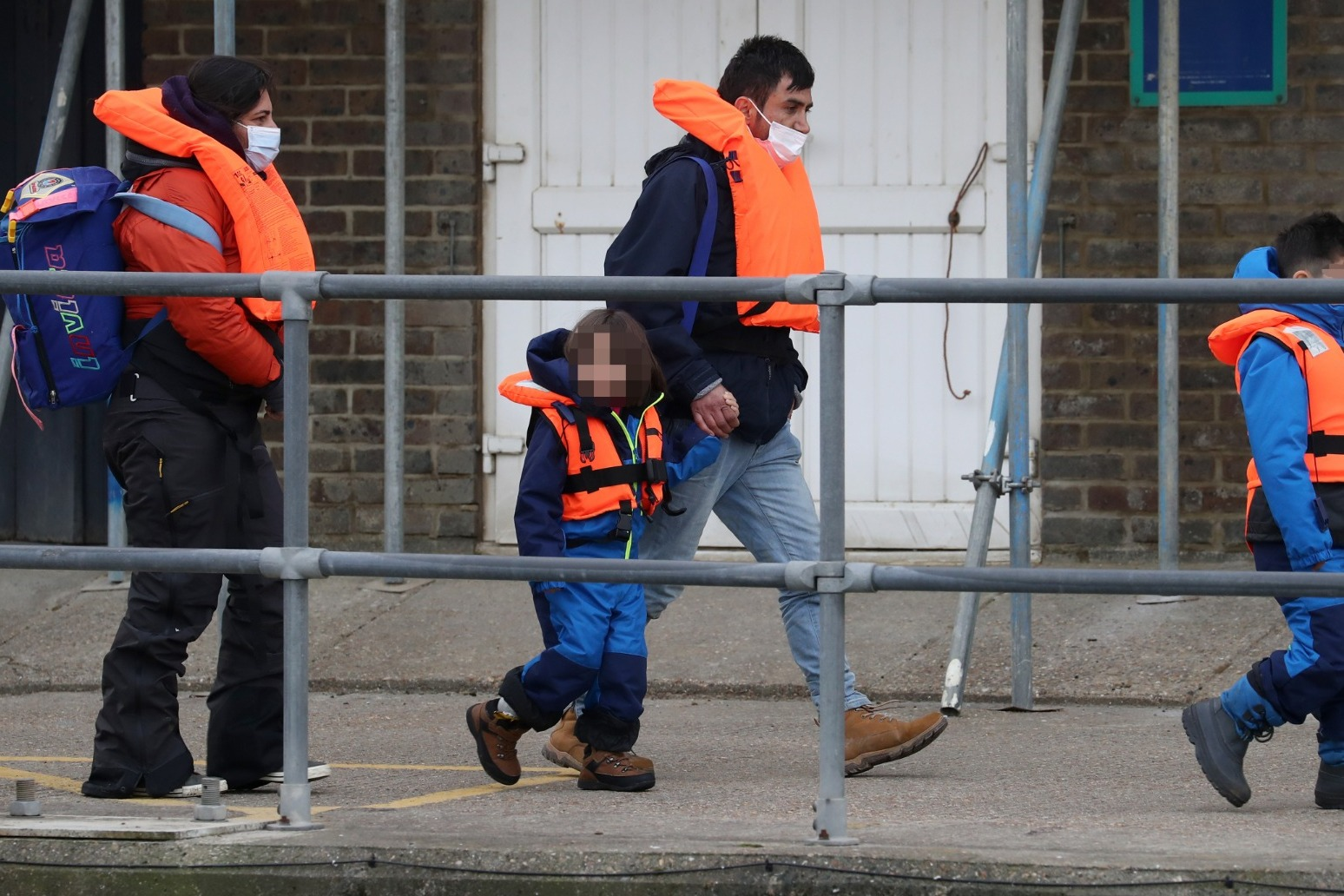 Patel sets out 'most significant overhaul of our asylum system in decades'