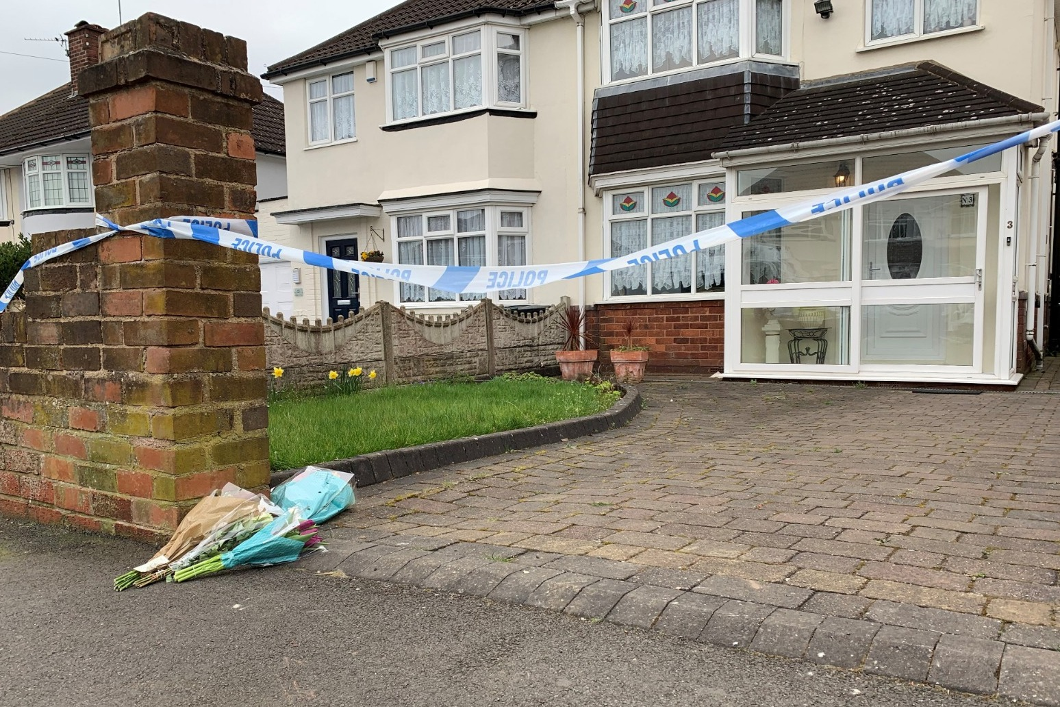 Pensioner killed in 'sustained' garden attack after dogs escaped through fence