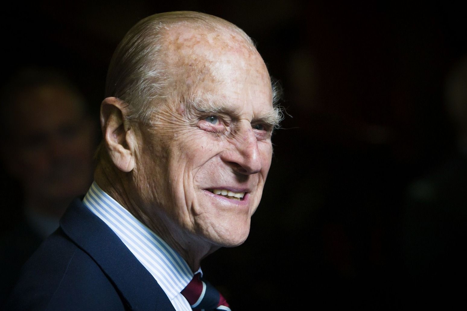 The Duke of Edinburgh has died at the age of 99