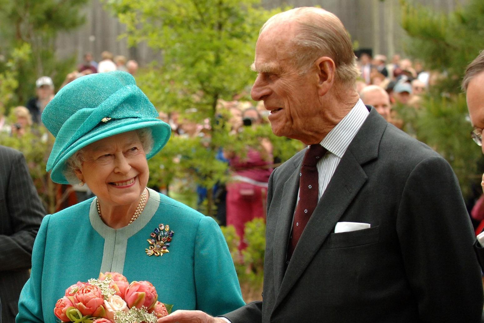 Queen's 'deep sorrow' as 'beloved husband' Duke of Edinburgh dies aged 99