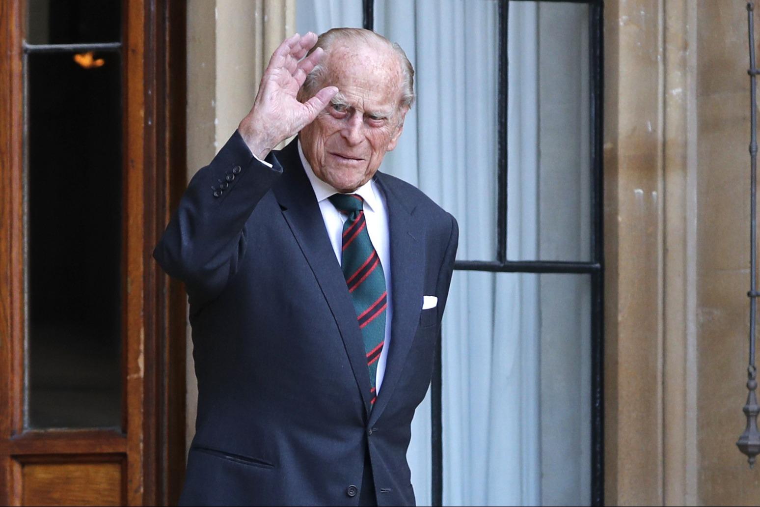 Political leaders unite in tribute to Duke of Edinburgh