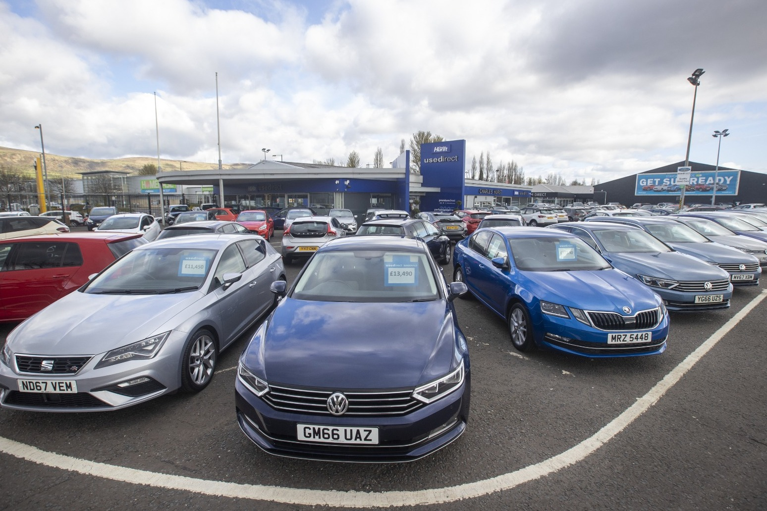 Used car prices continue to surge after another record week