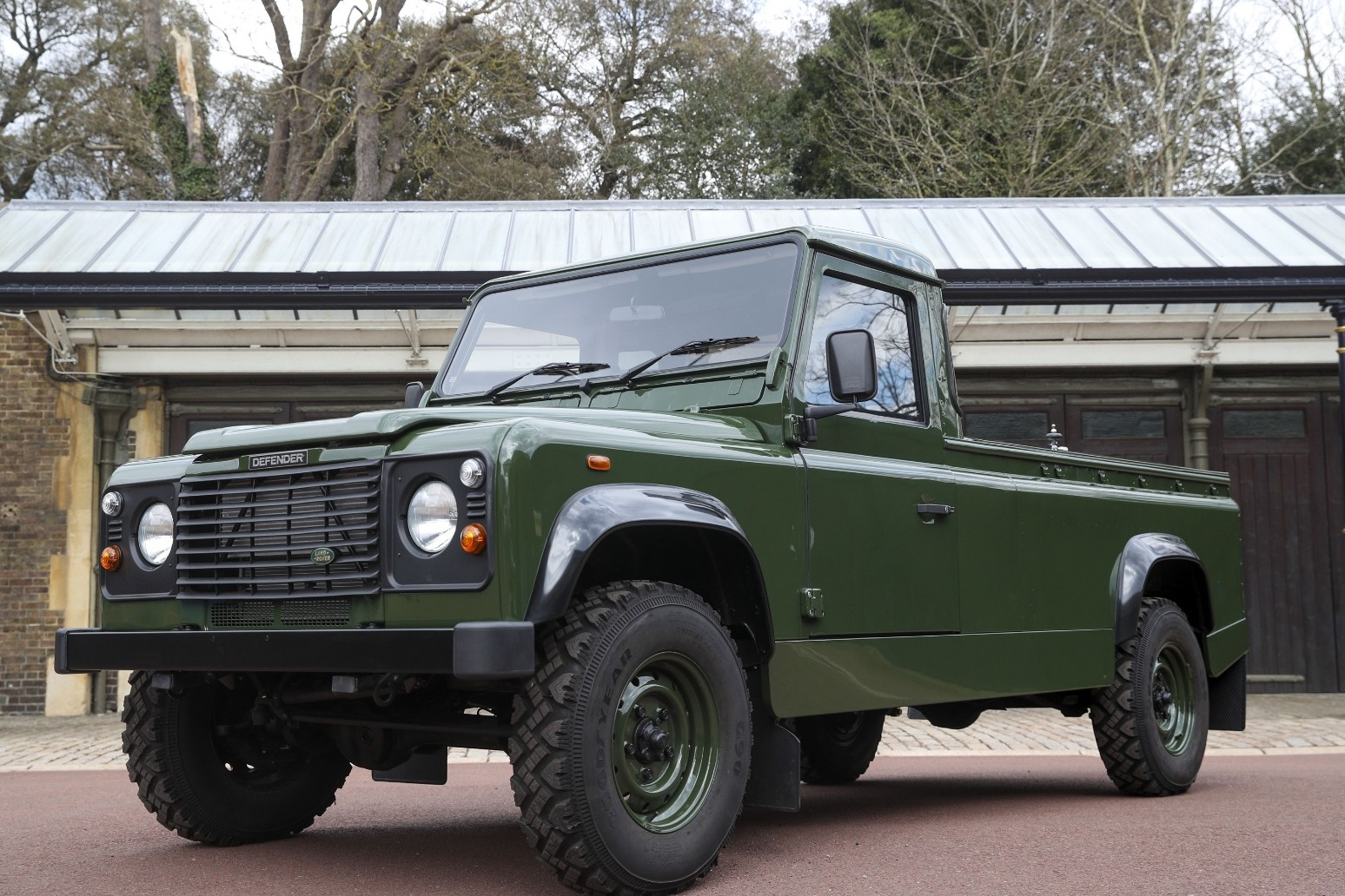 The Duke of Edinburgh's 16-year project to design his own Land Rover hearse