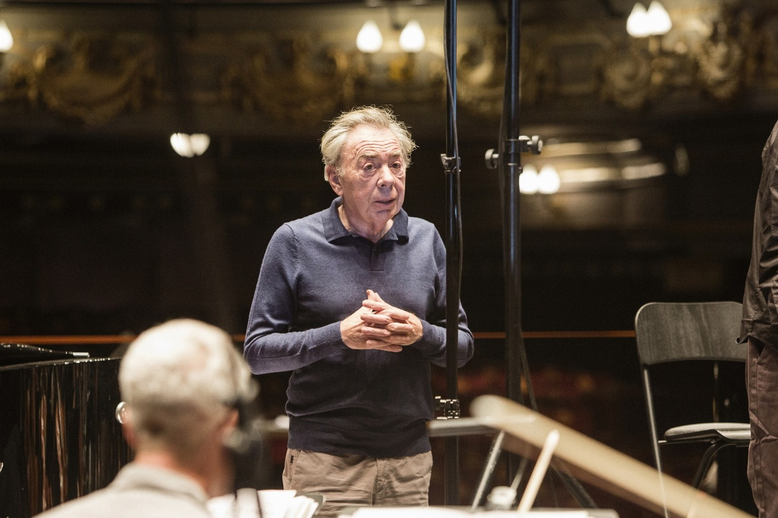 Lord Lloyd-Webber says he will risk arrest in order to fully reopen his theatres