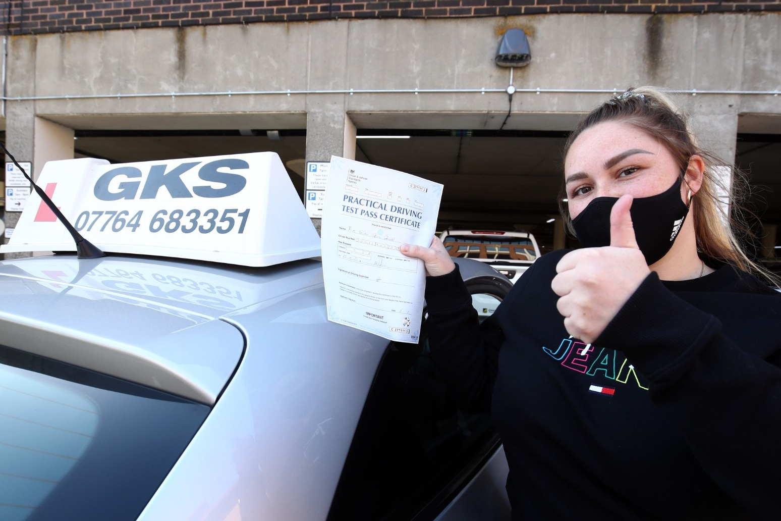 More pressure to pass as driving tests resume