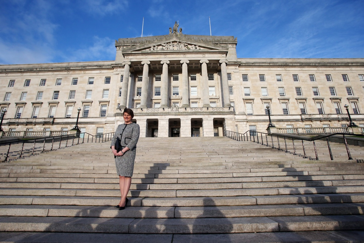 Serving NI was 'privilege of my life', says resigning Foster