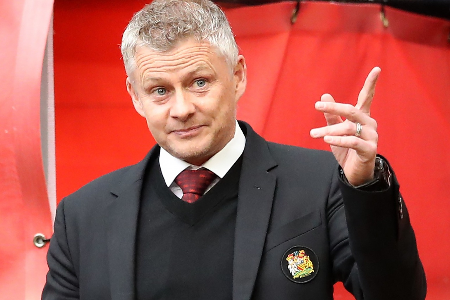 Ole Gunnar Solskjaer says Man United must listen to fans' views ahead of protest