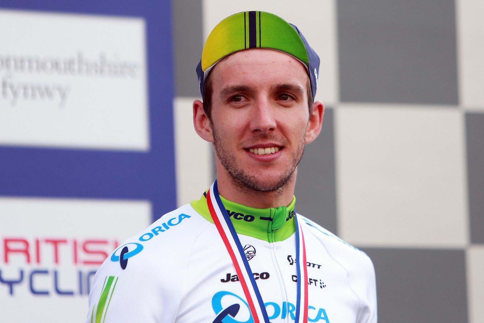 Simon Yates setting sights on Giro d'Italia victory