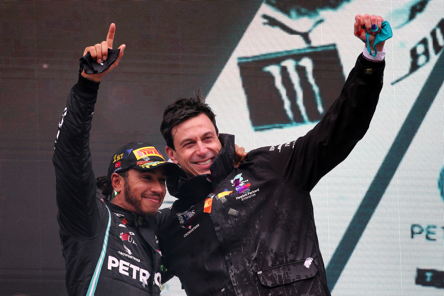 Toto Wolff believes exceptional is the new normal for Lewis Hamilton thumbnail