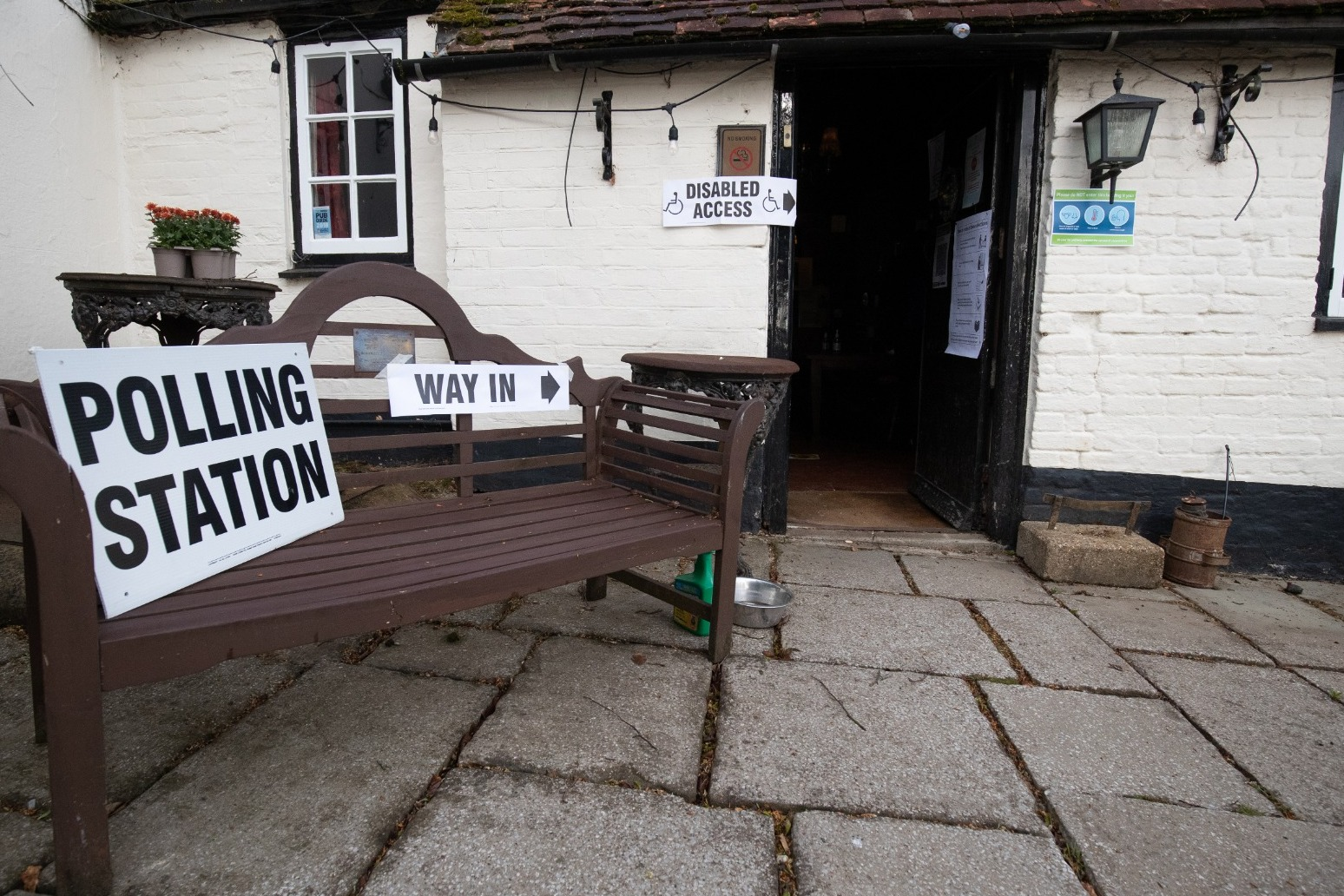 Polling stations open across Great Britain for Super Thursday