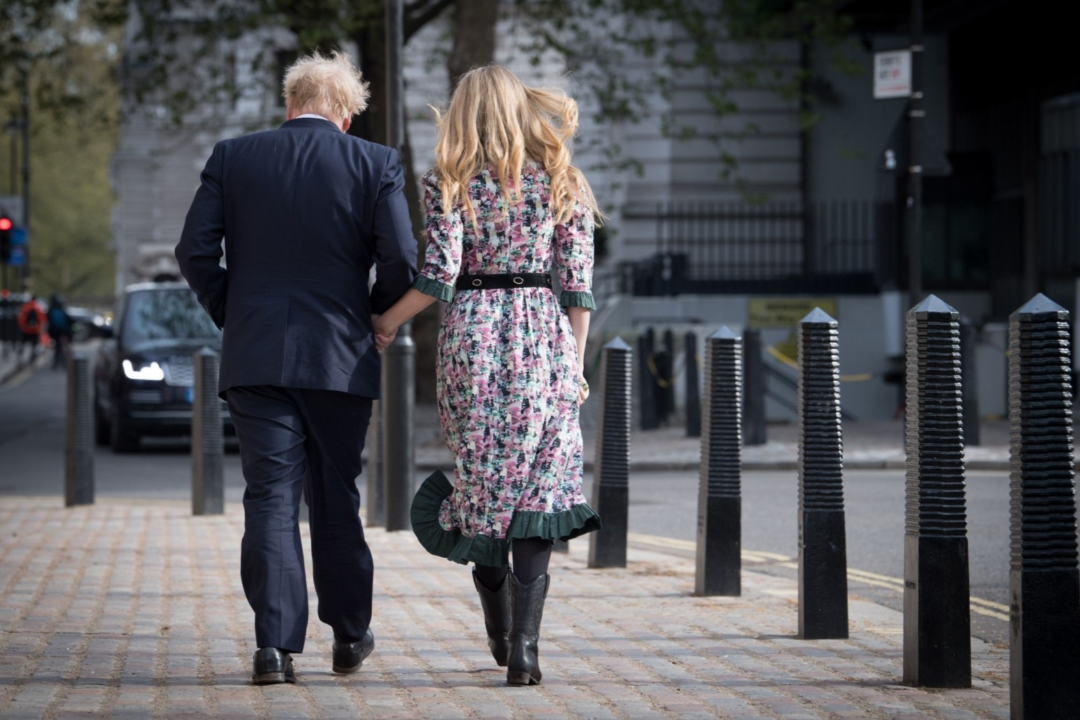 Johnson and Carrie Symonds to 'celebrate wedding' in summer 2022