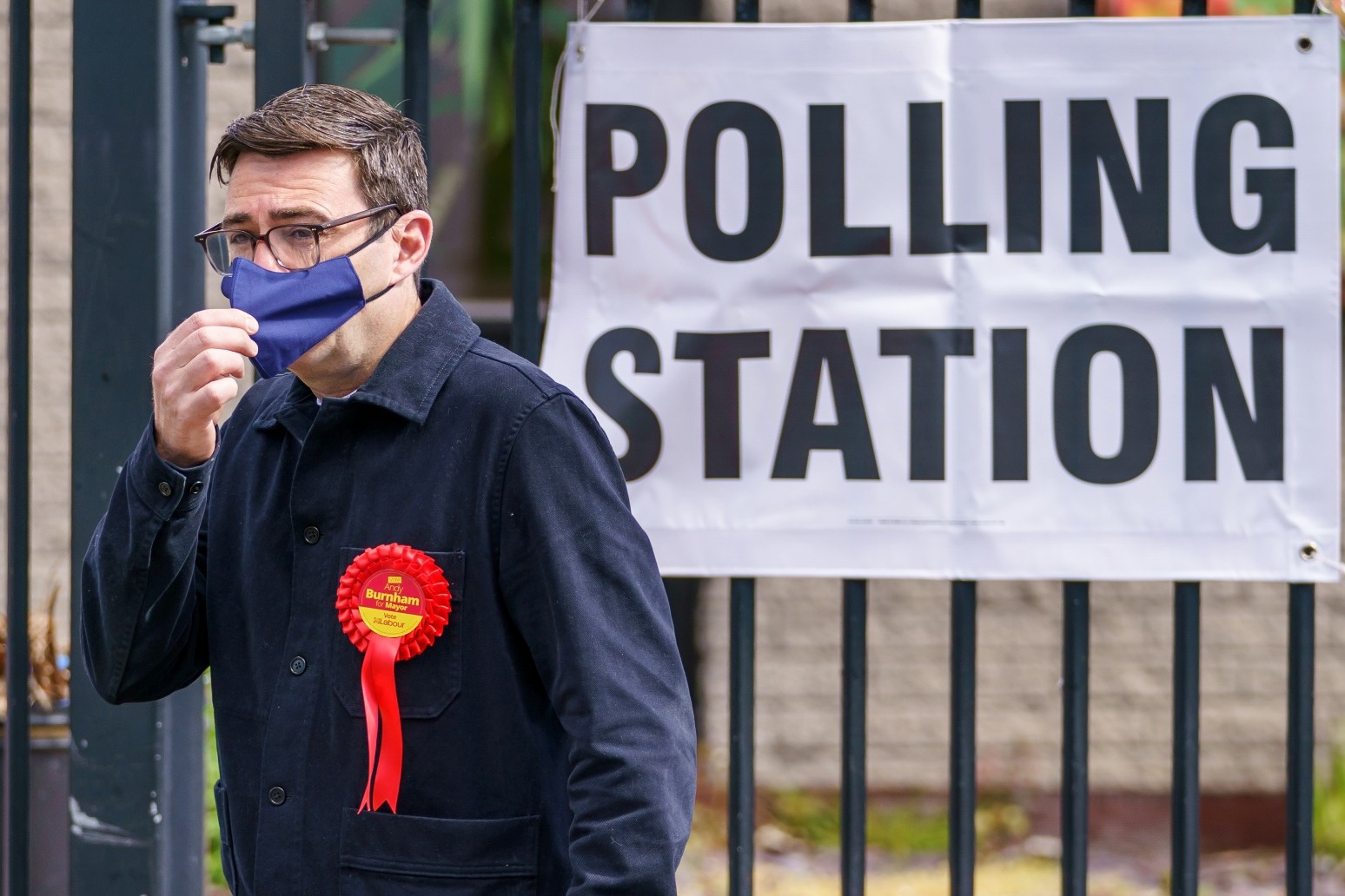 Andy Burnham: 'Red wall' seats would have been safer under my leadership