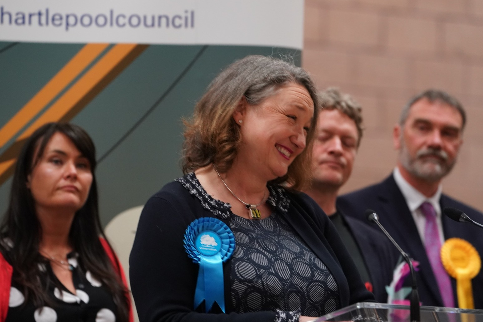 Blow for Starmer as Hartlepool elects Tory MP for first time in a generation