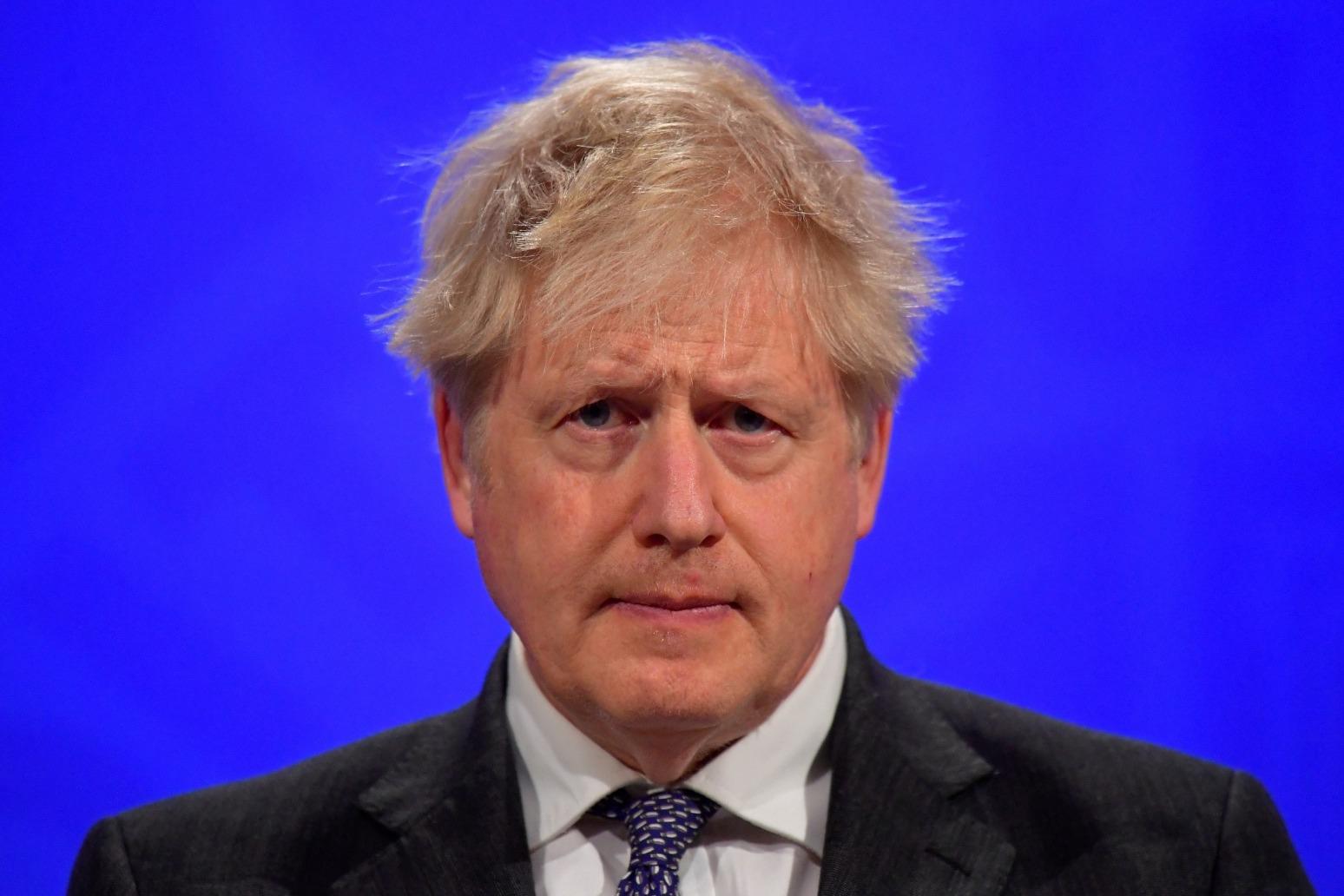 Boris Johnson facing investigation over Mustique new year getaway