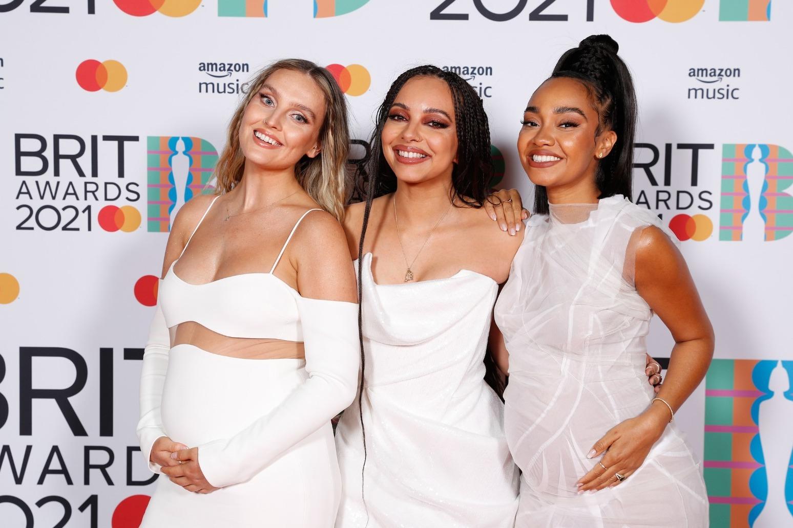 Women dominate at Brits as live music returns to O2 after more than a year