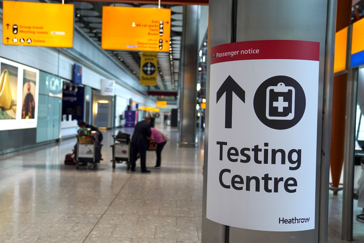 Government 'will not hesitate' to act on Indian coronavirus variant