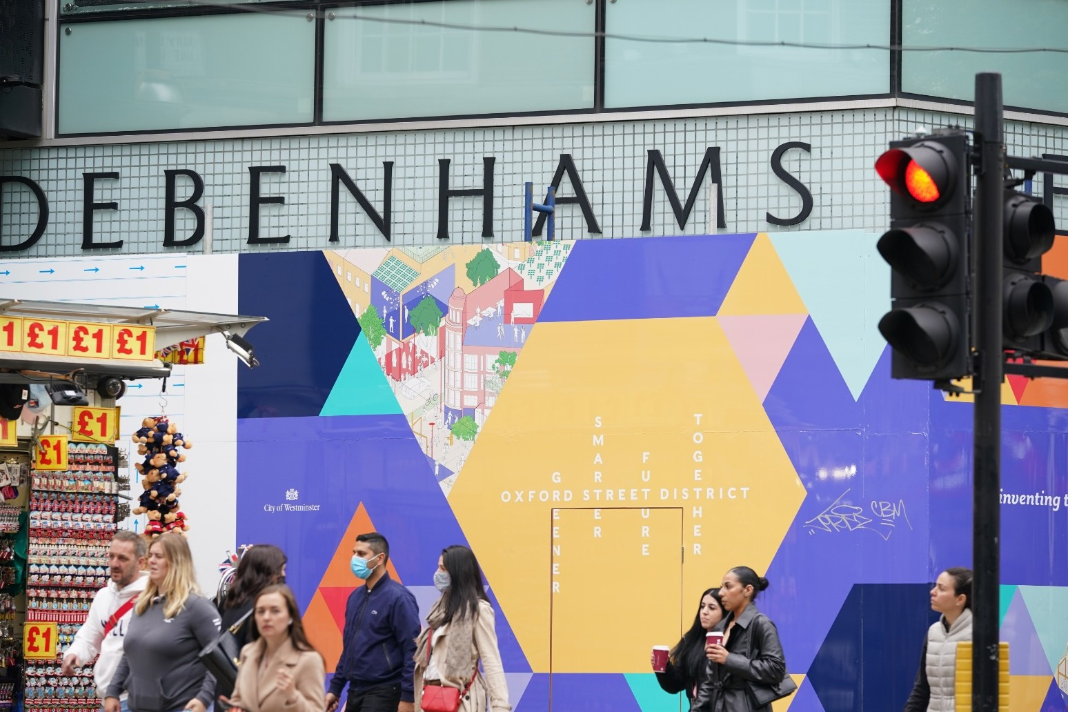 Final Debenhams stores to shut as chain's 243-year history ends