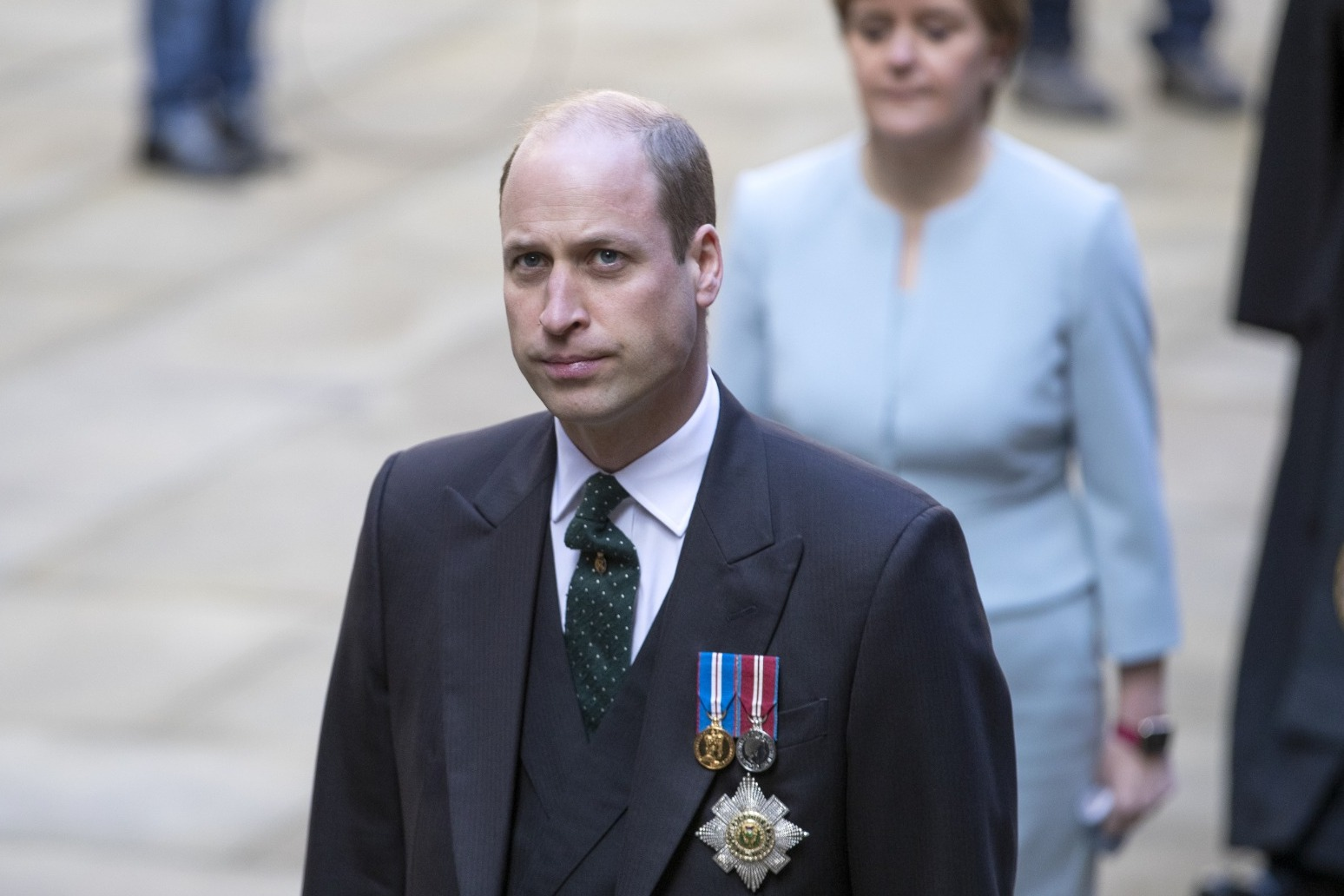 Duke of Cambridge says Scotland source of saddest and happiest memories
