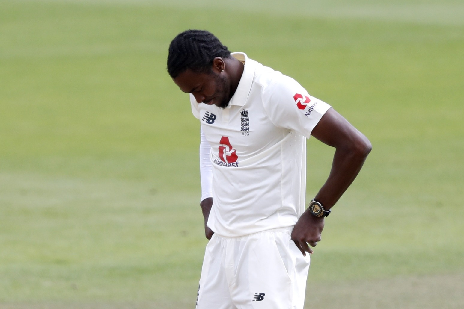 Jofra Archer ruled out of Ashes and Twenty20 World Cup
