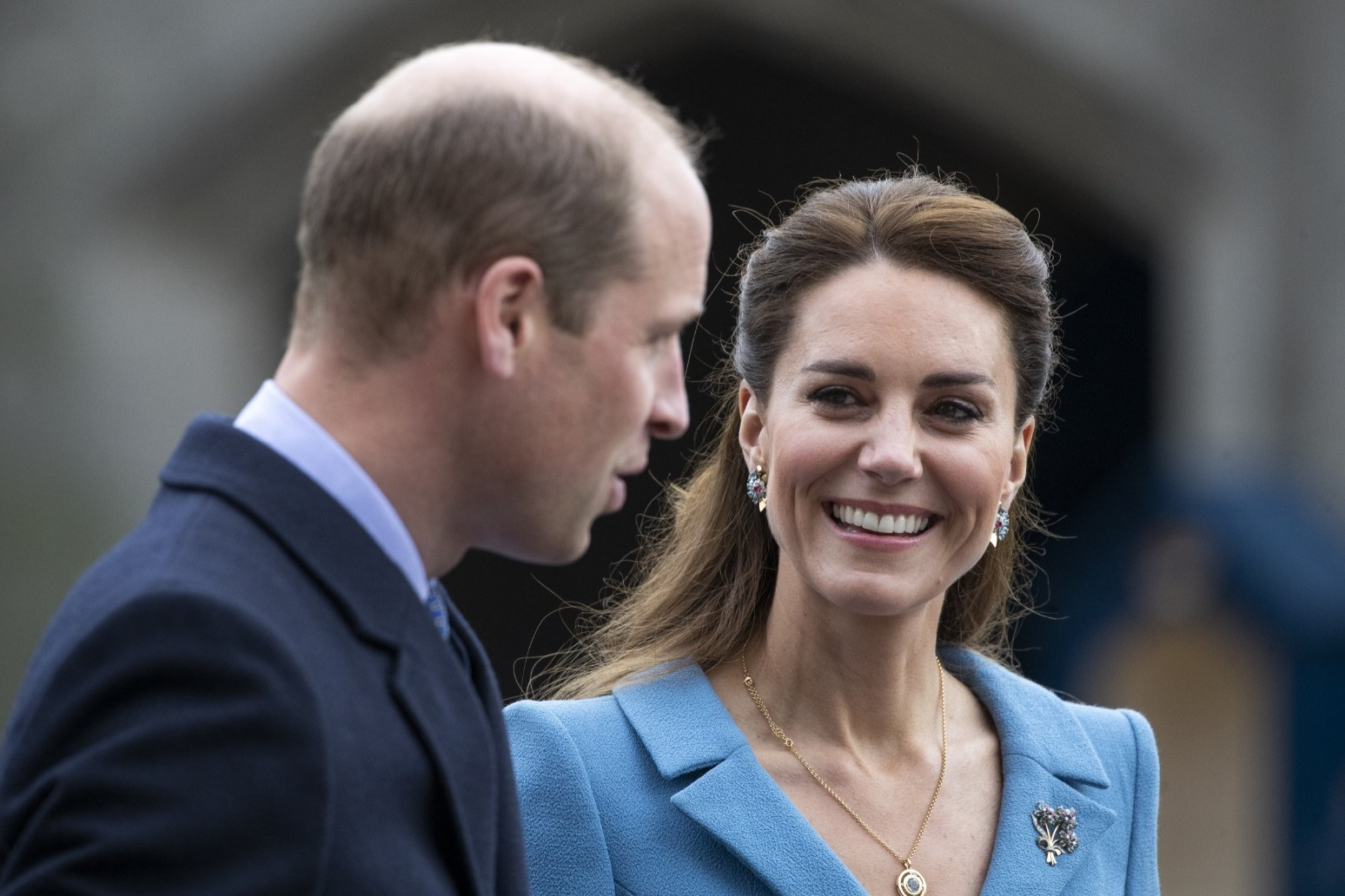 William and Kate's three-day tour by royal train cost almost £48,000